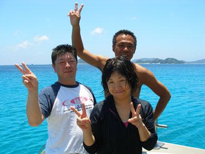 沖縄 ファンダイビング