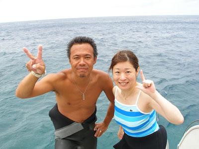 ケラマボートダイビング