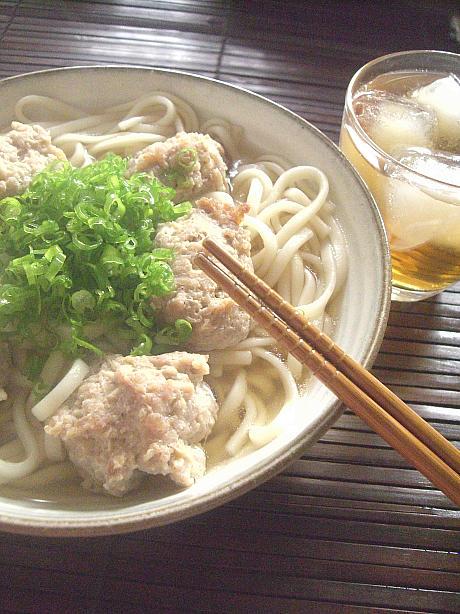 Tori-Dango Udon