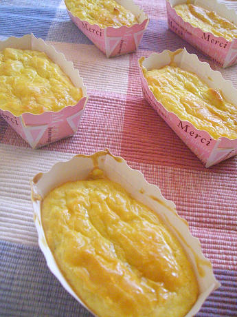 Sweet Potato in Cups
