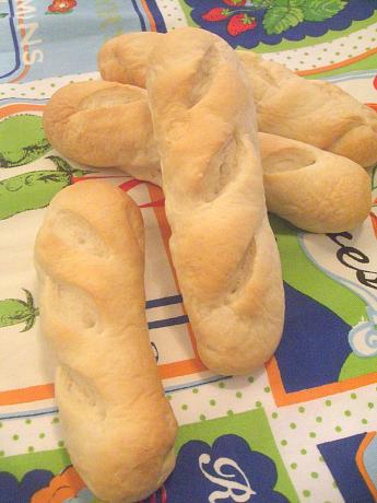 Mini French Bread