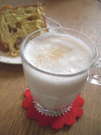 PannetoneMarron Milk