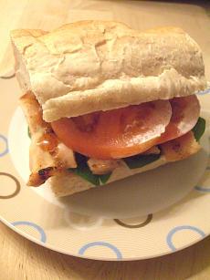 C.Teri Sandwich