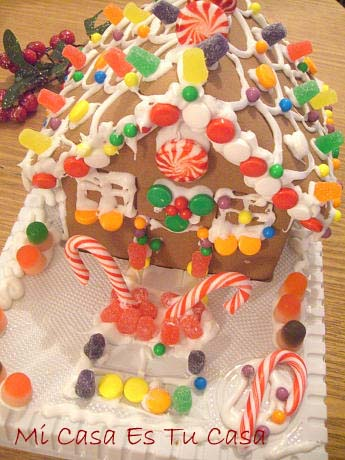 Ginger Bread House - done copy