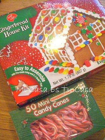 Gingerbread House Kit copy