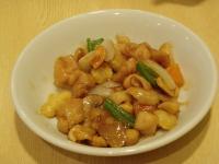 鶏のカシューナッツ