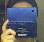 DSi Metallic Blue