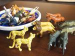 動物を並べる
