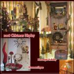クリスマスディスプレイ2008