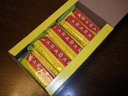 Larabar・レモン味