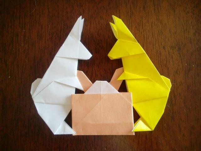 簡単 折り紙:折り紙 9月-origamikyousitu.blog62.fc2.com