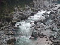 大滝の瀬 カヌー1