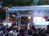 三角公園 イベント中