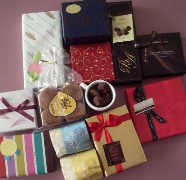チョコレート )