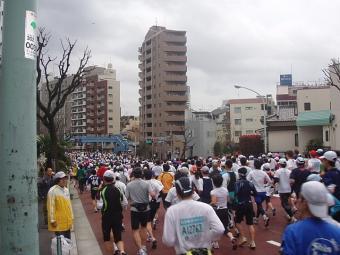 東京マラソン2009_03