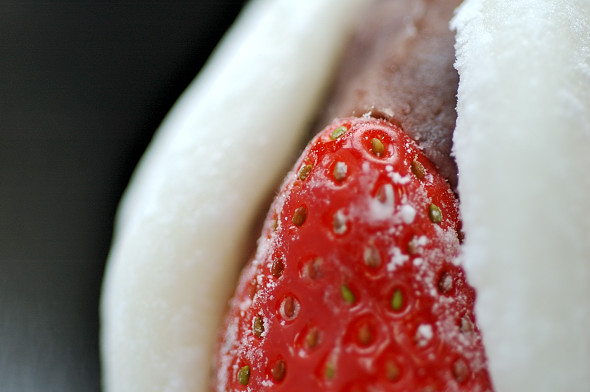 イチゴ大福