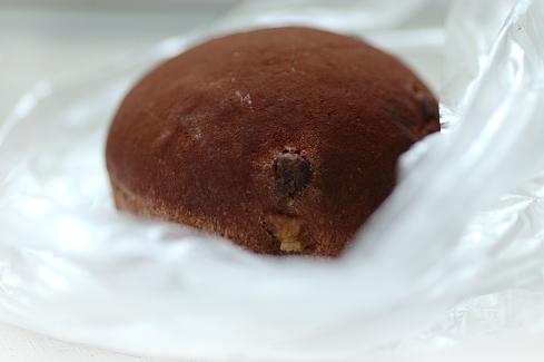 チョコレート・パン