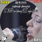 namie amuro SO CRAZY tour featuring BEST singles 2003-2004②