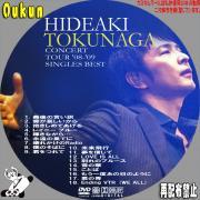 HIDEAKI TOKUNAGA CONCERT TOUR 08-09 SINGLES BEST
