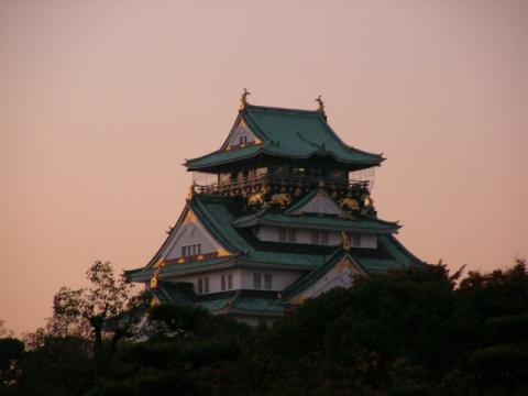 大阪城公園①