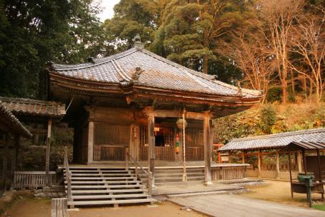 神宮寺大師堂