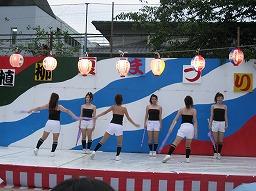 夏祭り_チア