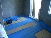 浴室防水工事目地部分2