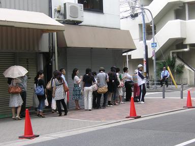 TAKEUCHIの行列