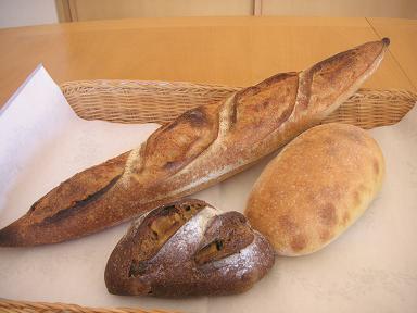 LeSucre-Coeurのパン