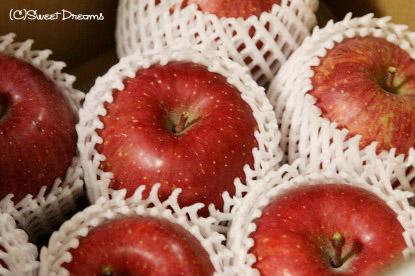 りんごの贈り物☆