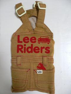 Leeのジャンパースカート