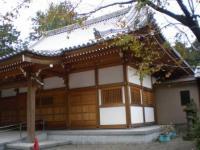 長楽寺 近景