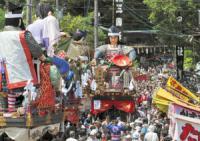 坂井市 三国祭り