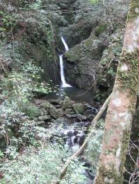 七重の滝(第二の滝)20090505