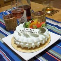 ブルーフォンセのケーキ