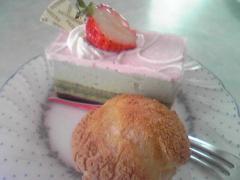 3月16日のケーキ