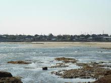 白土の海2
