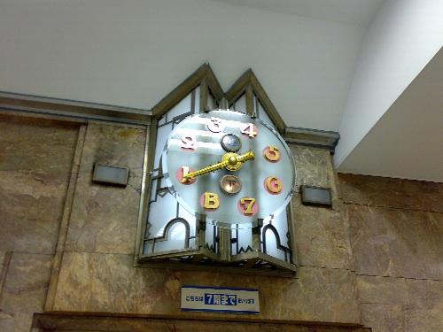 松坂屋 エレベーター