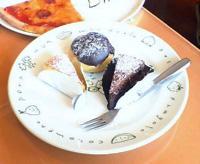 私のチョイスケーキ