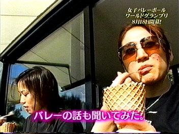 高橋選手。