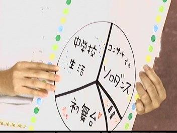 佐紀ちゃんグラフ。