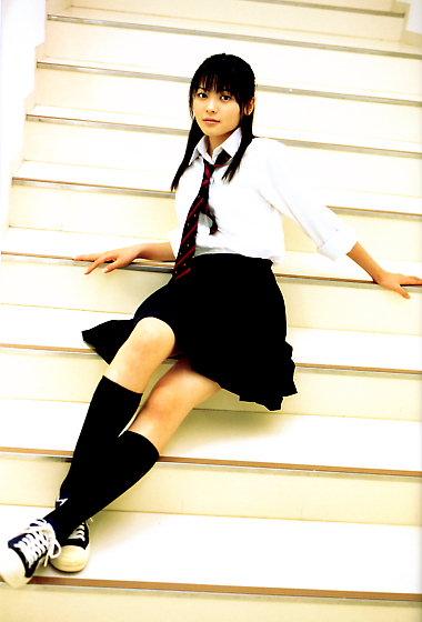 制服舞美ちゃん。