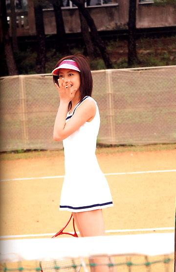 テニス雅。