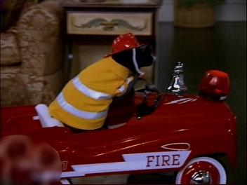 消防士セーレム。