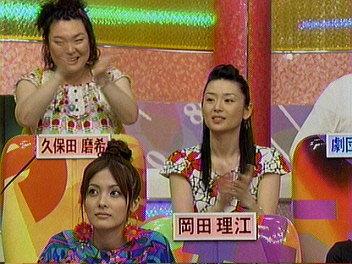 岡田理江さん。