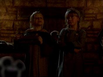 14世紀ゼルダ&ヒルダ。
