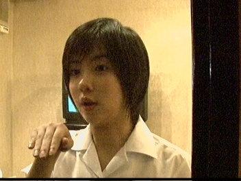 ジェスチャー佐紀ちゃん。