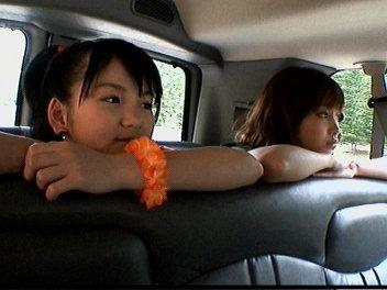 ミッツィ&愛ちゃん。