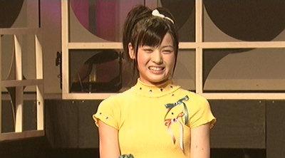 舞美ちゃん笑顔。