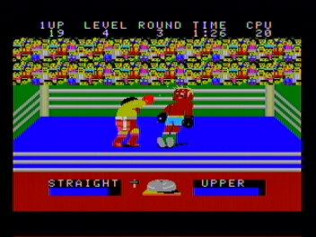 チャンピオンボクシング。